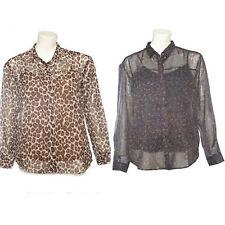 Damenblusen,-Tops & -Shirts mit Klassischer Kragen und Polyester für Business