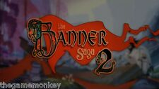 BANNER SAGA 2 [PC/Mac] Steam key