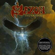 SAXON - THUNDERBOLT (SPECIAL TOUR EDITION)   CD NEW!