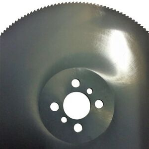 350 x 2.5 x 32 NEW INDUSTRIAL COLD SAW BLADE - Circular HSS M2 DMO5