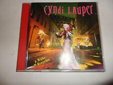 CD  Lauper Cyndi - A Night to Remember
