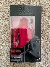 Hasbro Star Wars ROTJ The Black Series Imperial Royal Guard #38