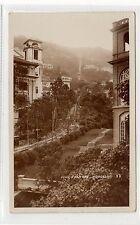 PEAK TRAMWAY: Hong Kong postcard (C26483)