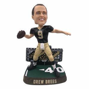 Drew Brees New Orleans Saints Scoreboard Special Edition Bobblehead NFL