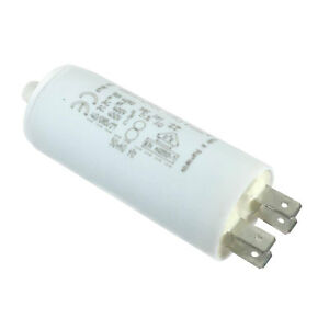 8 uf Capacitor ( 8uf Microfarid ) 400 Volts Run Capacitor