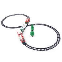 Weihnachten Musical Weihnachten Animierte Zug Set Spielzeug Xmas Kid Spielzeug
