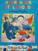 Hurrah for Little Noddy (Noddy Library) by Blyton, Enid Paperback Book The Fast