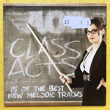 CLASSIQUE ROCK - AOR - Class Acts - 15 Titres - Pochette Carte - PROMO CD -
