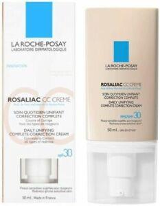 La Roche-Posay Rosaliac CC Cream Universal Shade 50ml - GENUINE & NEW