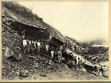 c1905 | Frederico Lange | train crash BRAZIL ponta grossa RAILWAY | rare photo