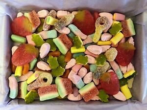Pick N Mix Sweet Box 400G Choose your own High Quality Fresh Made to order Gift