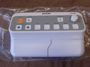 Epson ELPCB01 PowerLite Pilot Wall Mounted Projector Control Box V12H443020