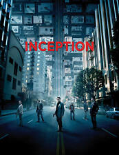 Inception Art  Booklet for Steelbook New 32 pages  Limited Edition