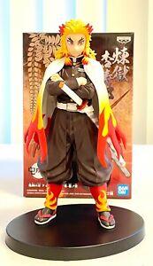 Banpresto Demon Slayer Kimetsu no Yaiba Vol.10 Figure Kyojuro Rengoku BP16957