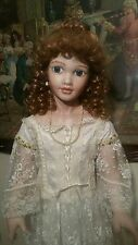 """D.G Paul Daisy 31"""" Tall Doll With Stand"""