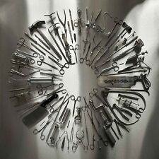 """CARCASS """"SURGICAL STEEL"""" DOUBLE VINYL 12"""" BLACK  NEW"""