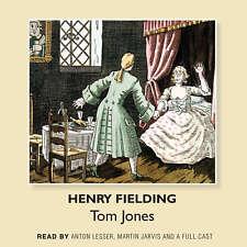 Tom Jones by Henry Fielding 2017 Unabridged CD 9781538482902