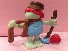 Fraggle Rock Boober Fraggle Schleich PVC Figure 80's