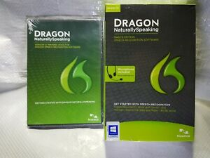Dragon Naturally Speaking - Basics Edition Version 2012 by Nuance (+ Microphone)