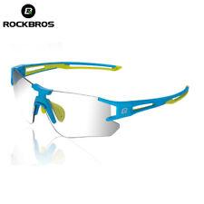 Gafas de ciclismo ROCKBROS UV400 Al Aire Libre Gafas de Sol Deportivas Fotocromáticas