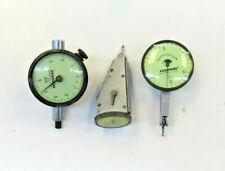 Lot Of 3 Vintage Federal Testmaster Lt 1 001 Amp 0005 Amp B21 0001