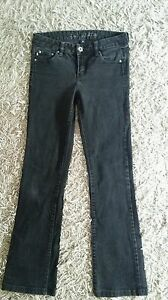 Jag denim jeans Womens sz 8 Bootcut Mid rise Stretch ..Sexy cut!