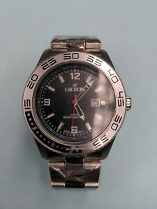 Croton Men's All Stainless Steel