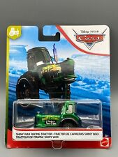Disney Pixar Cars 3 SHINY WAX RACING TRACTOR Training NEW