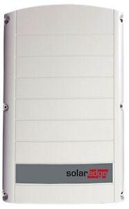 SolarEdge SE16K SETAPP Photovoltaik - Wechselrichter für Moduloptimierer