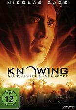 Knowing - Die Zukunft endet jetzt ( Sci-Fi-Thriller ) - Nicolas Cage, Rose Byrne