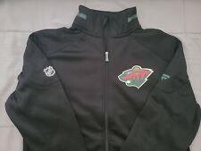 NHL Minnesota Wild Fanatics Full-Zip Jacket Large