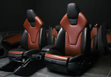 Audi S4 8K Bi-Color Leder Ausstattung Innenausstattung Sportsitze SHZ Memory