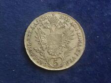 5 Kreuzer 1820 B Kremnitz  Franz I.   W/18/382