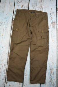 deerhunter pants trousers hunting brown size 58  outdoor