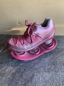 LORD CAMPUS  Spring Boot    Futuristic Shoes Futuristic Fashion Streetwear Sz 6