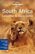 Lonely Planet SOUTH AFRICA LESOTHO & SWAZILAND (Travel Guide) - BRAND NEW 10thED