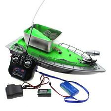 Remote Control Fishing Dozen Nest Ship Throwing The Bait Hook Boat RC Radio Boat