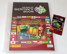 Panini Trading Cartes Fifa World Cup WM Germany 2006 - COLLECTOR'S Binder Album