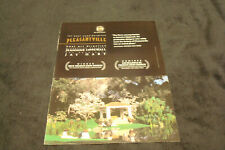 PLEASANTVILLE 1998 Oscar ad Reese Witherspoon, Paul Walker, Tobey Maguire