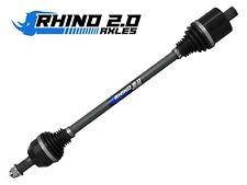 "SuperATV Rhino 2.0 FRONT Axle for Polaris RZR 900 / S 900 With a 7-10"" Lift Kit"