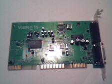 Creative Labs Sound Blaster ViBRA16 CT4180 vintage 16 bit ISA Card =>> CT1488 <<