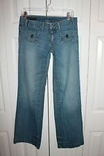 Citizens Of Humanity Birkin #202 Wide Leg Stretch Jeans 28
