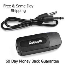 Kabellos Bluetooth Adapter Dongle 4.0 Musik Audio-Receiver Transmitter Set USB ◎