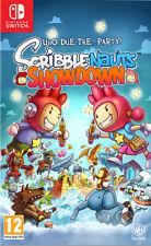 Scribblenauts Showdown - Switch ITA - NUOVO [SWI0096]