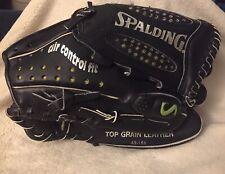 """New listing Spalding Air Flex Pump 42-151 12.5"""" Baseball/Softball Glove Right Hand Throw"""