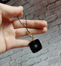 CHANEL Tiny Mirror Charms Key Chain Ornament