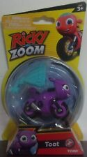 "Ricky Zoom ~ Toot ~ 3"" Motorcycle Action Figure"