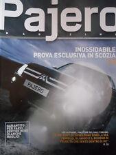 PAJERO MAGAZINE rivista FUORISTRADA 2006-2007 - Prova Esclusiva in SCOZIA  [P40]
