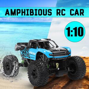 DE 2.4G 4WD RC Auto High Speed Elektro Ferngesteuert Monster Truck RC Car 1:10