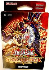Konami Merchandising Yu-gi-oh - Structure Deck Yugi muto / Seto Kaiba (deck 45